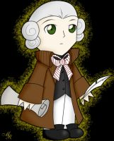 LITTLE FELLOW -Robespierre- by MaximilienRobespiere