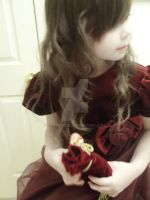 Breaking Dawn:Renesmee Cullen by thelateire