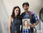 Me and Meg Myers by norrit07
