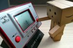 Danbo Found Game and Watch by jaladams