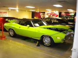 1970 Dodge Challenger by wastemanagementdude