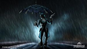 Limbo With Kasa (Warframe 'The Best Defense') by Filtered-Suliva