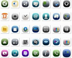MeeGo Icons by NovaG by Nova-G