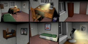 Room At Night - compilation by SysGen21