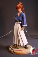 Himura Batthosai Kenshin Front by ogamitaicho