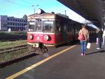 Yet another Polish train... or maybe two? by Chakat-Northspring