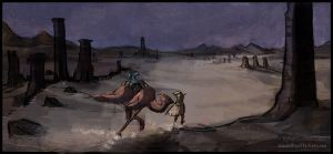 ElForto Adventures: Desert by shadeykris