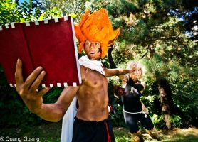 Cosplay Wakfu: The book by Red-Hag