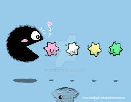 Soot Pacman by Pichins