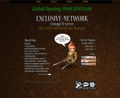 Lineage II Exclusive by H3llish