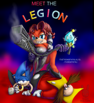Meet The Legion by DoubleDandE