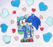 Sonicemma BG P4 by SHADENNA