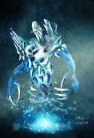 [Dota2] Ancient Apparition by RassiNya