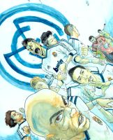 HALA Real Madrid by odunze