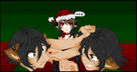 seriously.. even on cristmas -XMAS present- by oOLittlePinkyOo