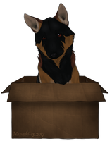 :Kainan in a Box: by Nanashi-13