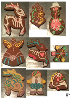 Gingerbread 2013 by zombiecatfire13