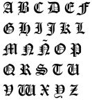 DN Alphabet by bexika