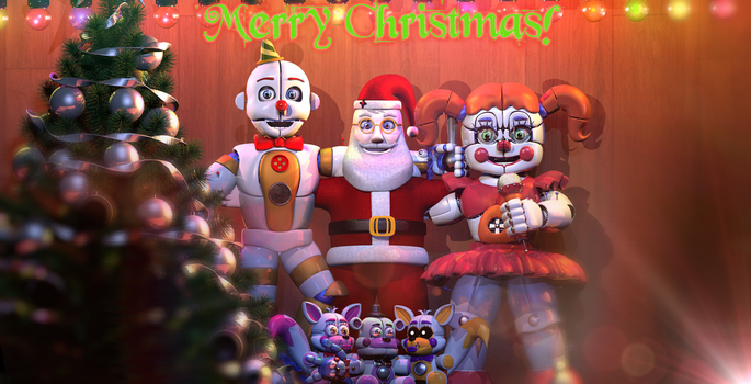 Merry Christmas!! by GamesProduction