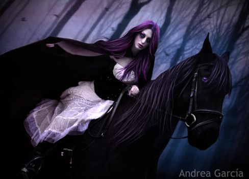 Rider by AndyGarcia666