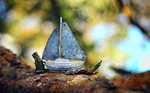 Sailing on dry land by Healzo