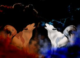 Battle Wolves by Unknown2011