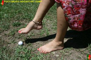 The Golf Ball Test by Footografo