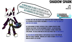 Shadow Spark Profile ~ 2015 by aRBy125