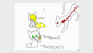 Randomness on Google Drive XD by Deadly-Meow