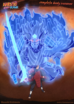 Madara Complete Body Susanoo by David-Y-F