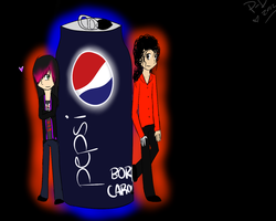 Because... Pepsi. by Deathykinz