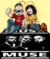 Fans of Muse by Paterdixit