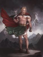 Thor Odinson by molee