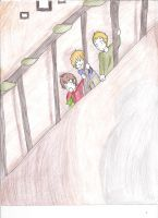 25 Days of TRG Shenanigans! Day Five: Young TRG by Midnigtartist