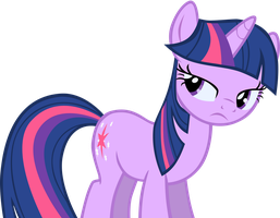 Twilight is not impressed by Unfiltered-N
