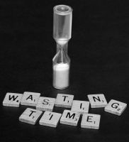 Wasting Time by xxfrozenflamesxx