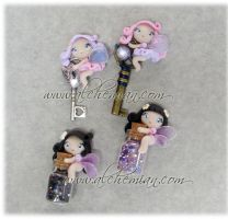 Fairy Dust ooak by AlchemianShop