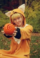 Naruto- Trick or Treat! by XxNaomi-LukarixX