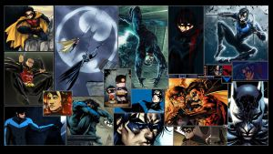 Dick Grayson Wallpaper by GT-Orphan