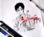 Parasyte by animeprincessx15