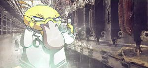 Dr. Psyduck by Silver-Noctis