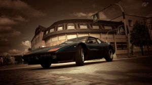 Ferrari 512BB '76 by Craigieboy007