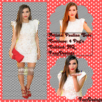 Pack Png De Paulina Goto! by FanyDesings