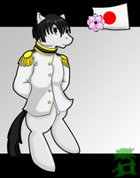 APH: Japan Pony by GothicEmerald