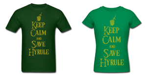 LOZ Keep Calm Save Hyrule by Enlightenup23
