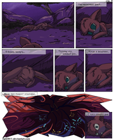 Heart of the Miscrit. Page 4. by Ripli2011
