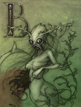 B is for Blood by CopperAge