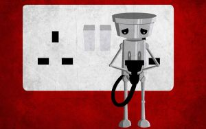 Imported Chibi Robo by alsnow