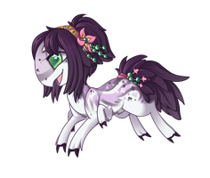 Chibi Weaver DTA entry by Crystal-Comb