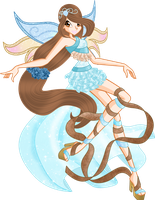 TRADE: Abbie Harmonix by CharmedWings